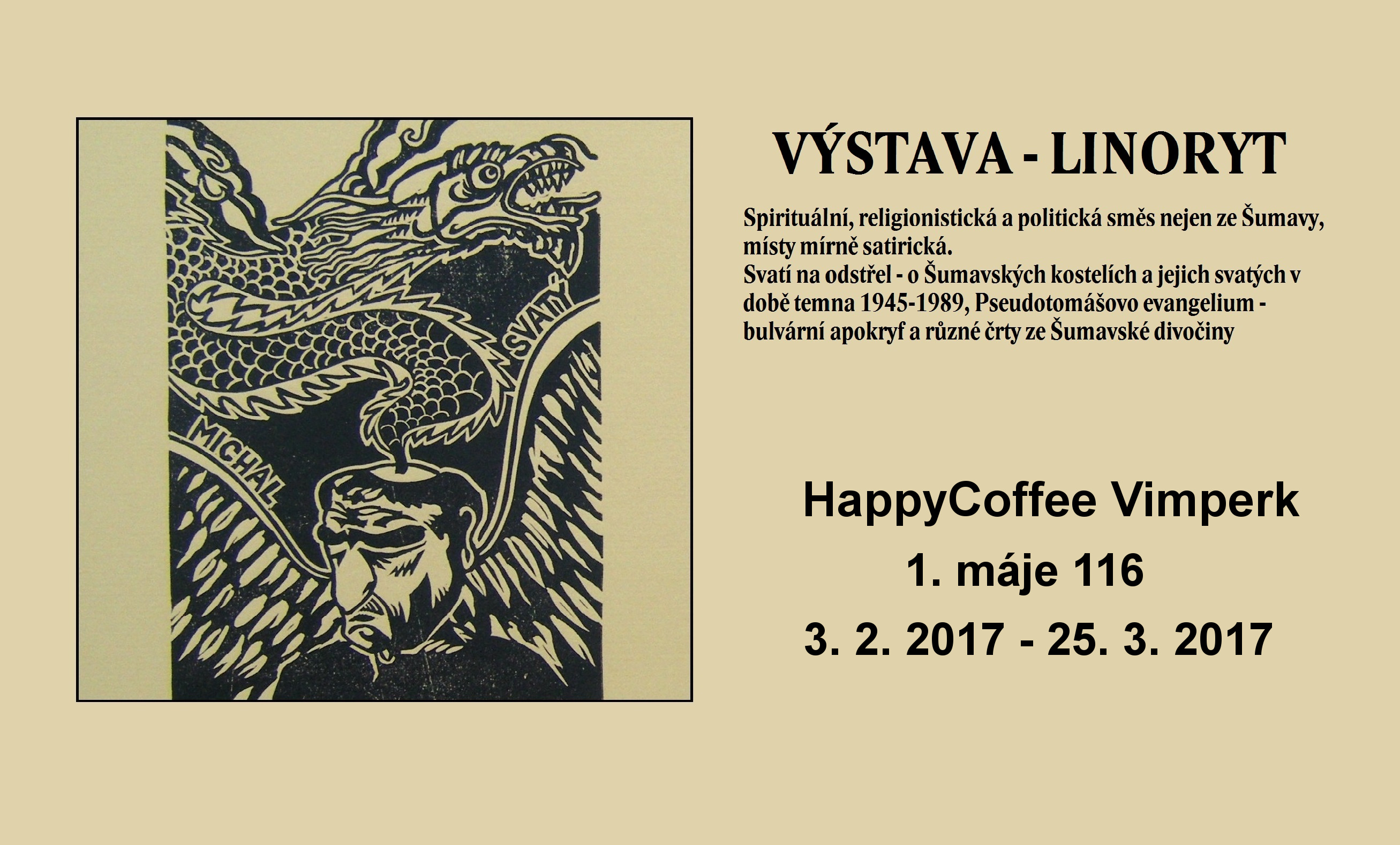 Linoryty v HappyCoffee
