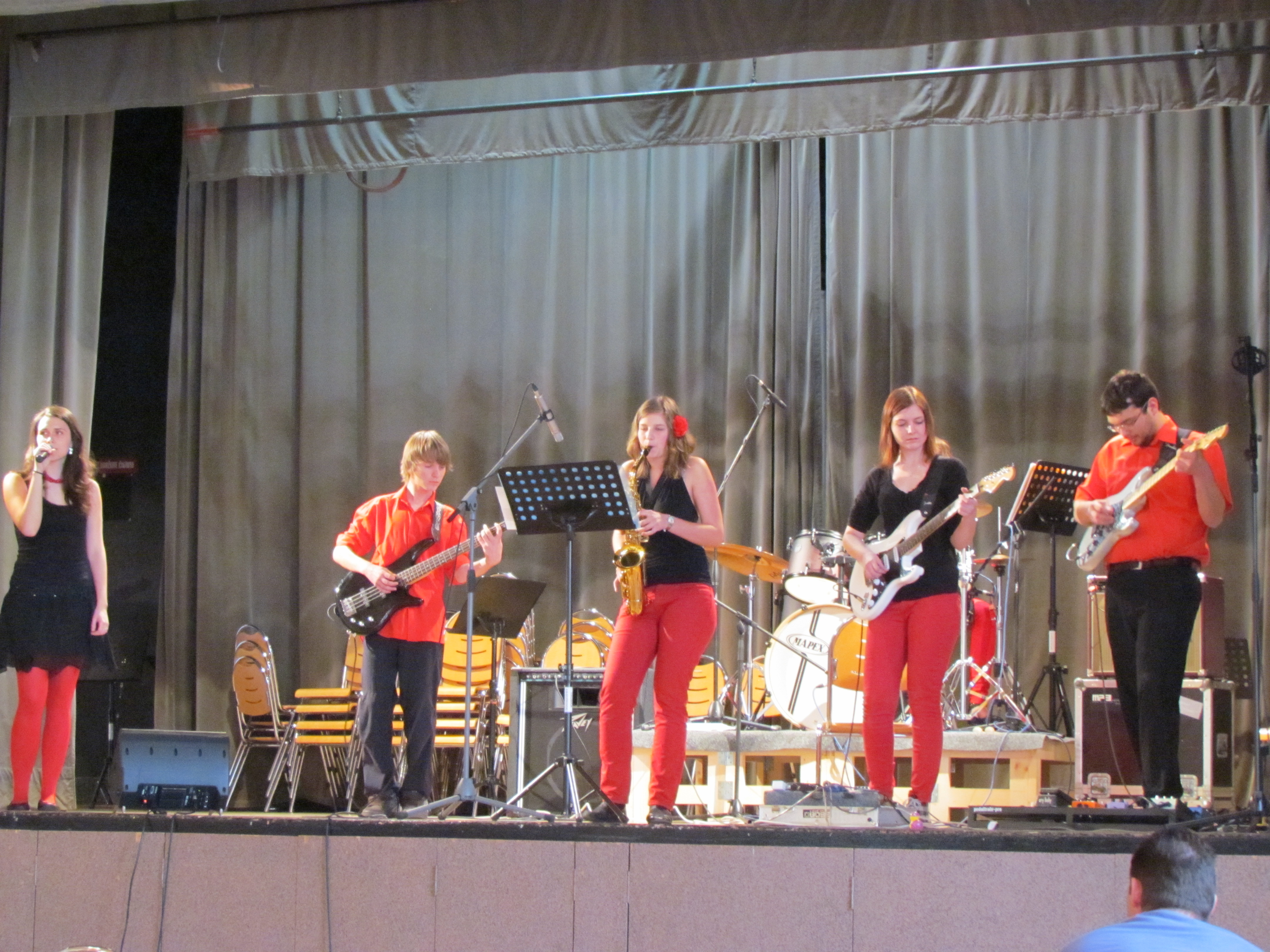 houska jazz orchestr